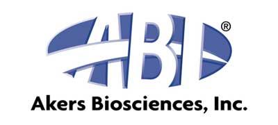 Akers Biosciences NASDAQ:: AKER logo small-cap