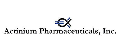 Actinium Pharmaceuticals NYSE MKT:: ATNM logo small-cap