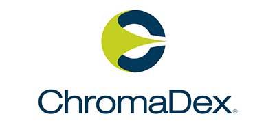 ChromaDex OTCQX:: CDXC logo small-cap