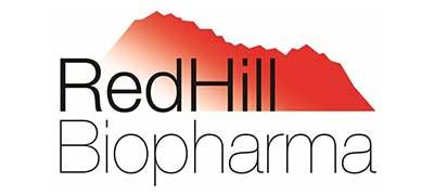 RedHill Biopharma NASDAQ:: RDHL logo small-cap