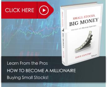 Small Stocks Buy Book