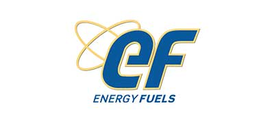 Energy Fuels NYSE-MKT:: UUUU logo small-cap