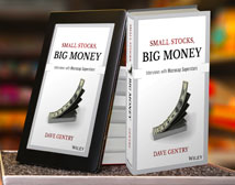 Small Stock Big Money Books on Display