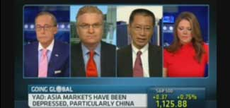 Dave Gentry discuss Chinese stocks on CNBC