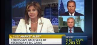Dave Gentry discusses the economy on CNBC Closing Bell