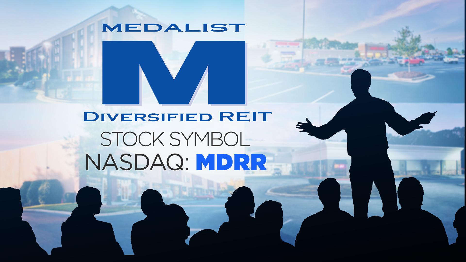 Medalist Diversified REIT Webinar