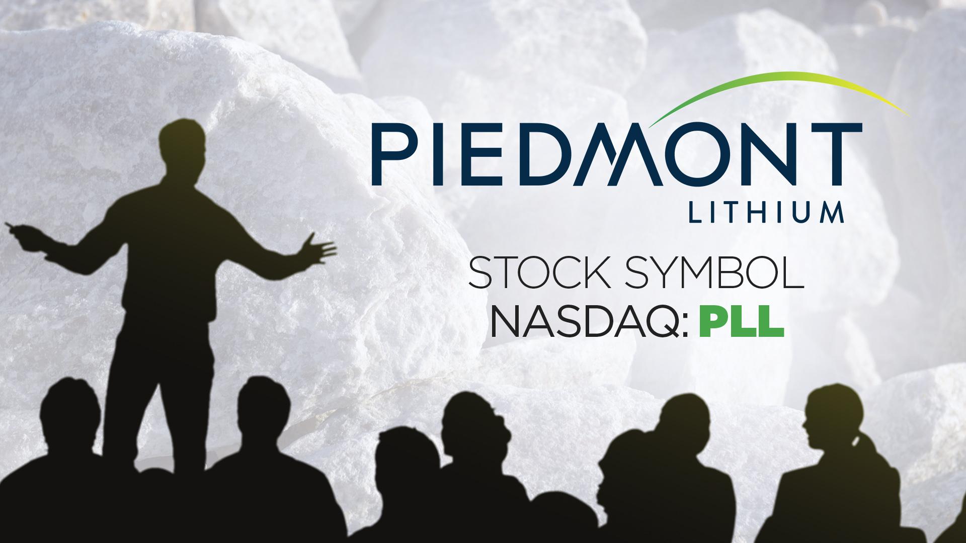 Piedmont Lithium Webinar