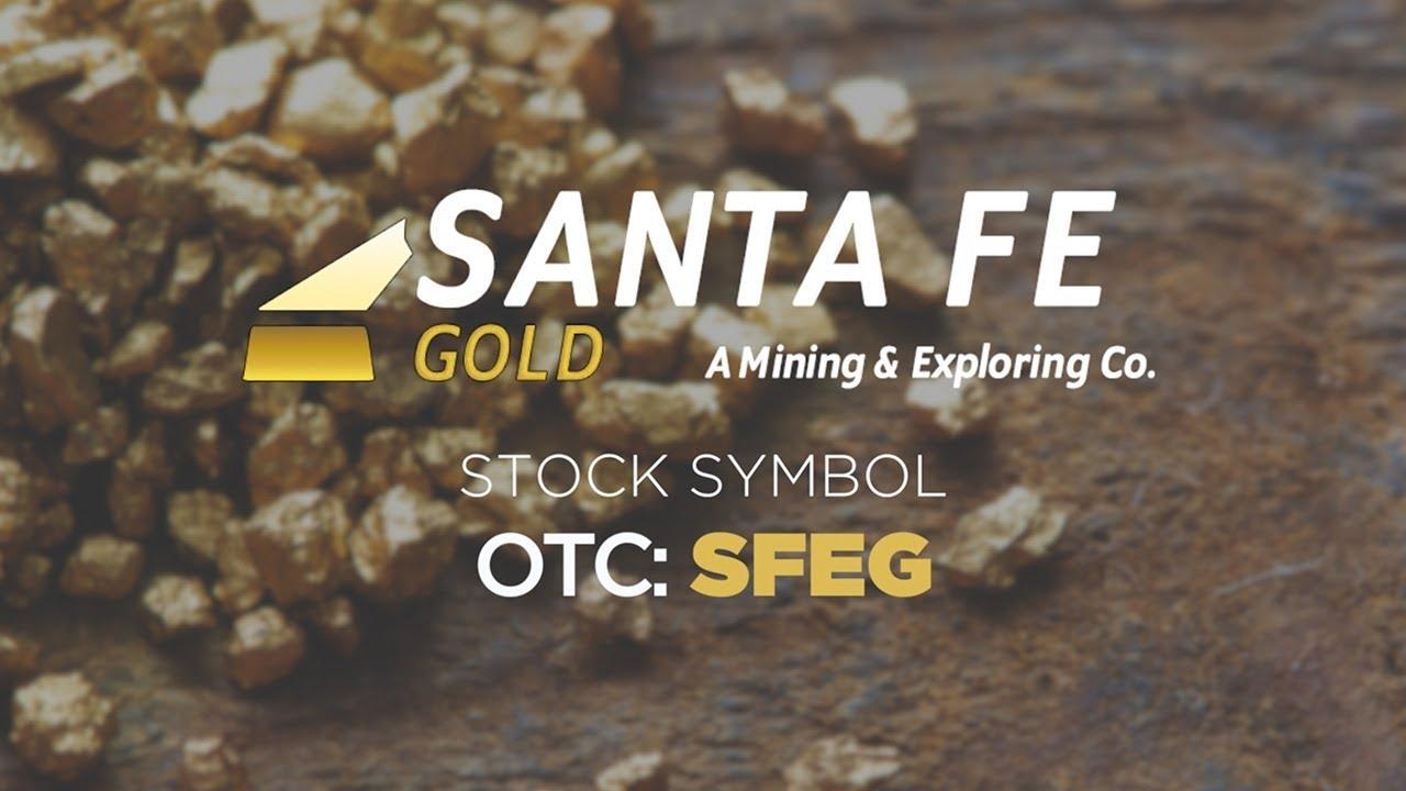Santa Fe Gold Webinar