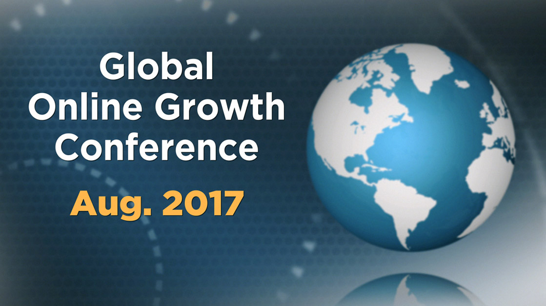 August 2017 Global Online Growth Conference