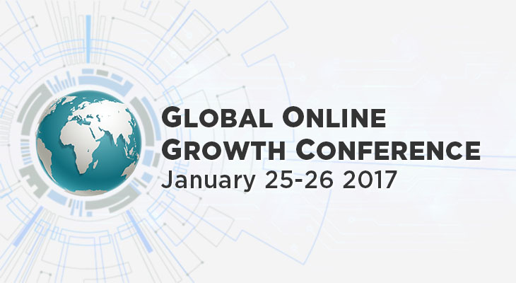 January 2017 Global Online Growth Conference