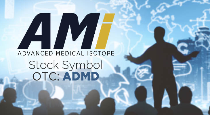 Advanced Medical Isotope Corp. Shareholder Update Webcast