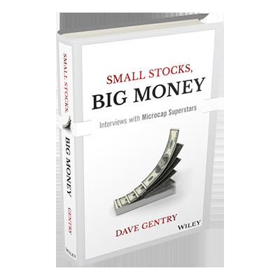 Dave Gentry book Small Stocks Big Money