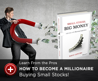Small Stocks Buy Book